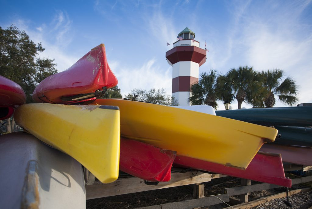 Go on an Adventure on your Next Hilton Head Vacation