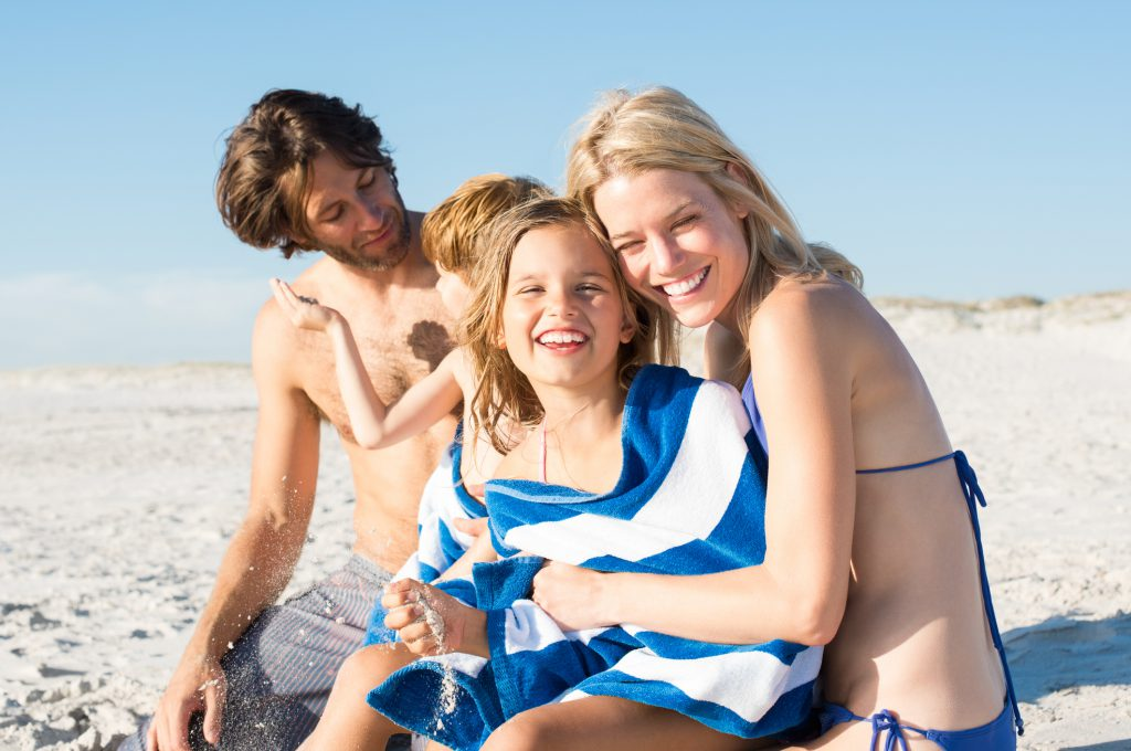 Spend Spring Break in Hilton Head with the Family