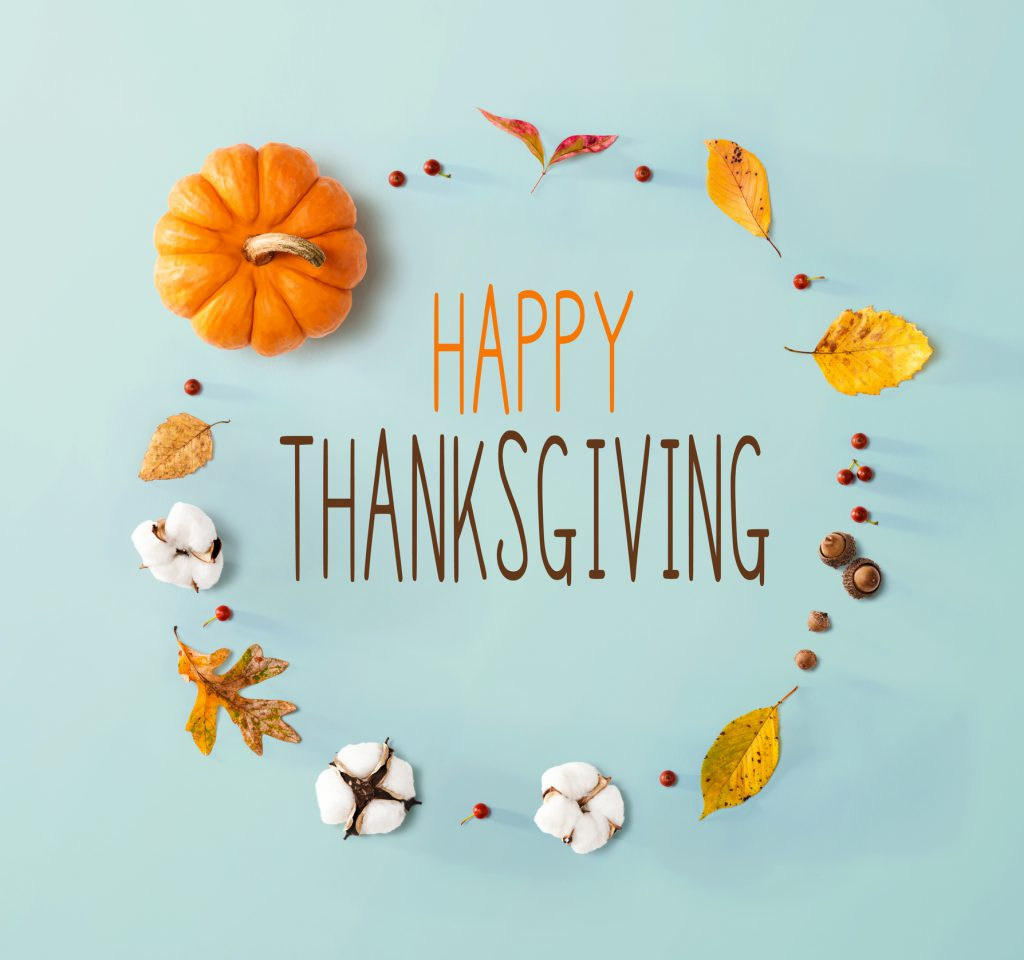 Plan and Book Your Thanksgiving Week Vacation Today